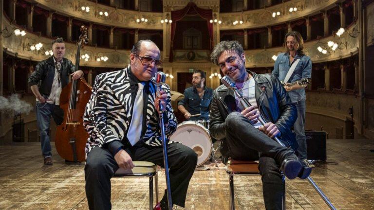 "Marco Ligabue feat. Little Taver ""Rocker emiliano"" (official video)"
